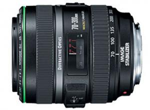 Canon EF 70- 300mm f/4.5 -5.6 DO IS USM