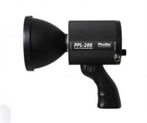فلاش استودیویی Phottix PPL-200 Portable Battery-Operated 200W Studio Light