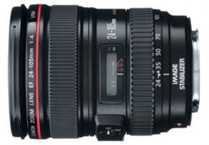 Canon EF 24 – 105mm f/4L IS USM