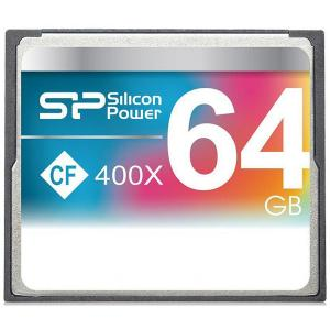 Silicon Power CF Card 64GB