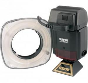 فلاش رینگی Sunpak Auto 16R Macro Ring Flash