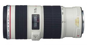 Canon EF 70 - 200 mm f/4L IS USM