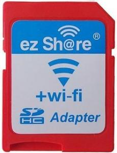 کارت حافظه EZ share WiFi SD Card