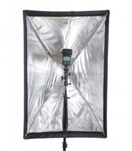 سافت باکس چتری Phottix Easy-Up Umbrella Softbox with Grid